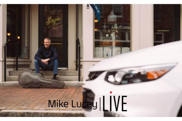Mike Lucey Live at Market Street Social