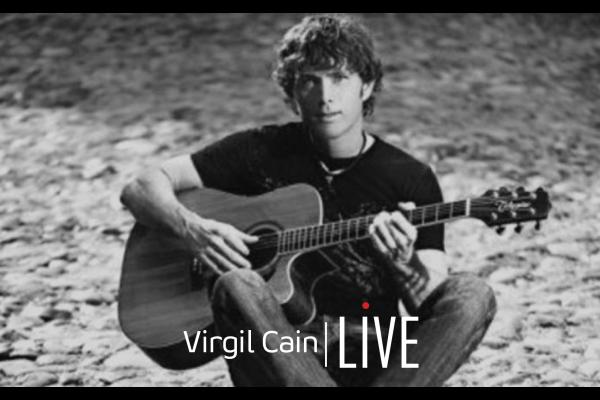 Virgil Cain LIVE at Market Street Social