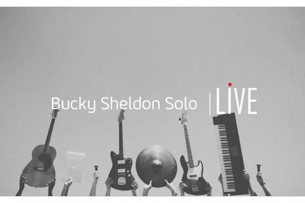 Bucky Sheldon Live at Market Street Social
