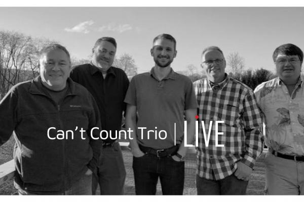 Can't Count Trio Live at Market Street Social