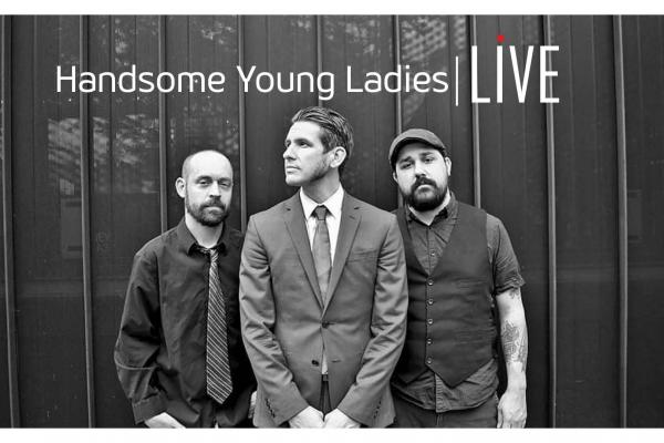 Handsome Young Ladies Live at Market Street Social