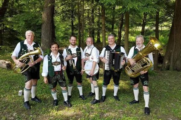 The Frankfurters German band