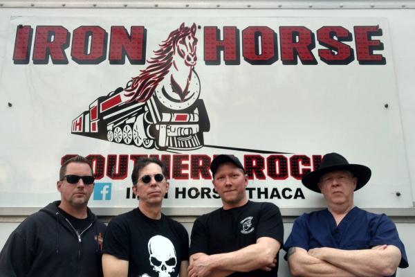 Iron Horse band