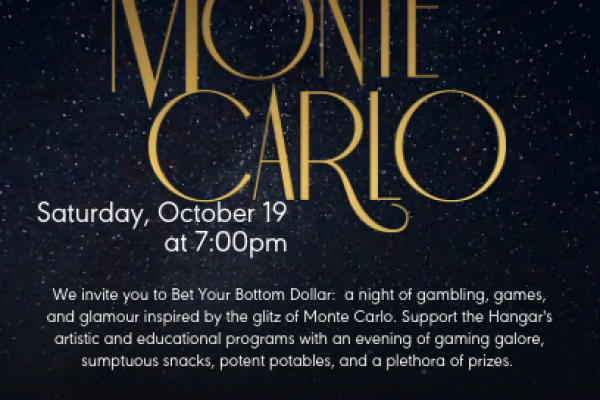 BYBD: A Night in Monte Carlo Flyer