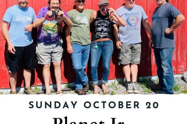 Planet Jr Band