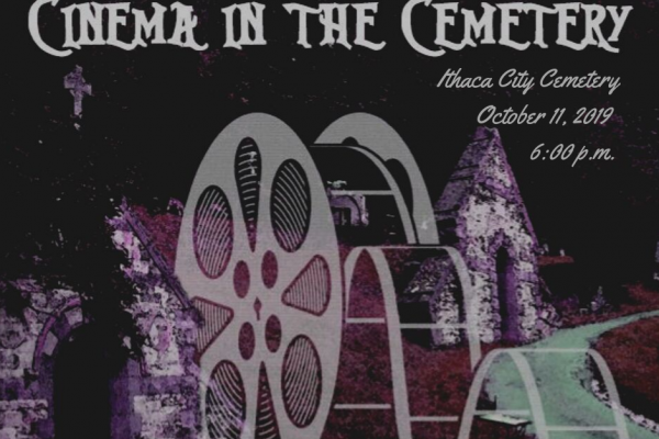 Cinema in the Cemetery October 11, 2019
