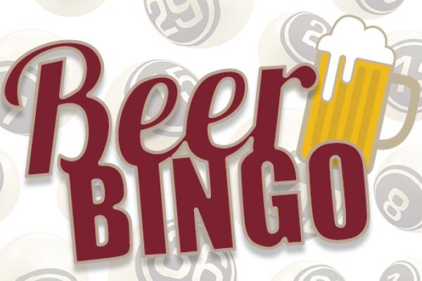 Promo image for Beer Bingo at NYK