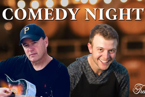 Comedy Night at Treleaven