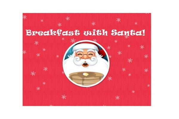 Breakfast with Santa at the Zoo