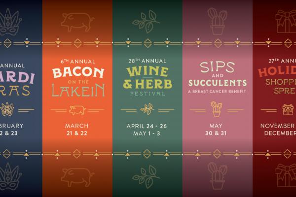 Wine & herb Festival on Cayuga Lake, April 24-26