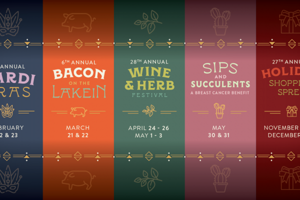 Wine & herb Festival on Cayuga Lake, May 1-3