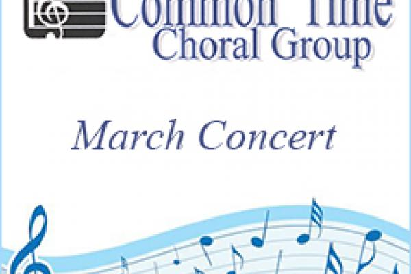 Common Time - March Concert