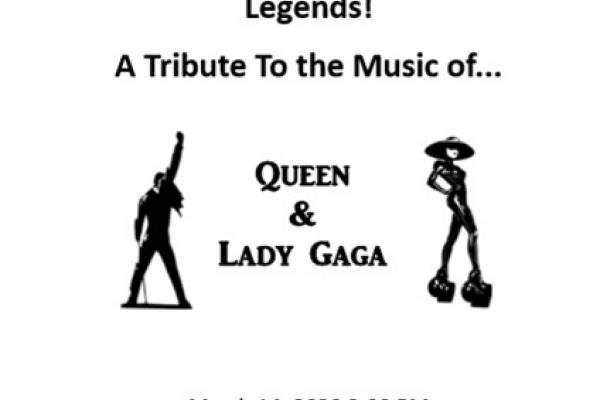 New Heights Dance Theater Presents LEGENDS! A Tribute to the Music of Queen and Lady Gaga