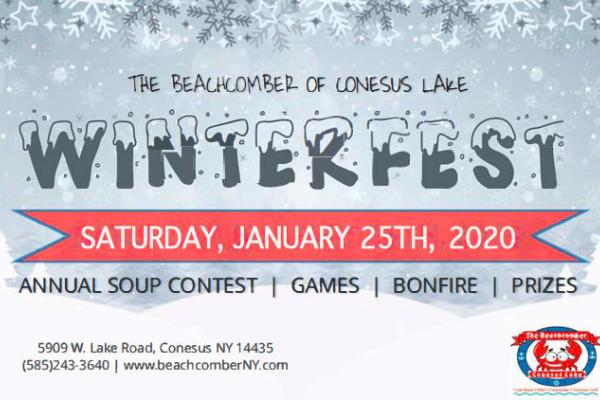 Winter Fest at the Beachcomber