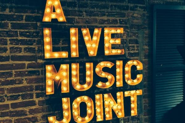 A Live Music Joint