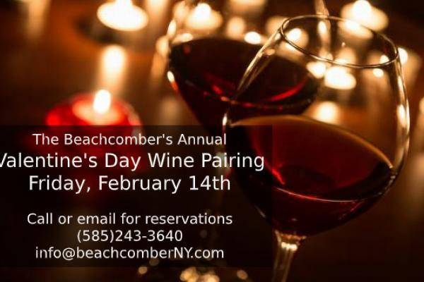Valentine's Day at the Beachcomber