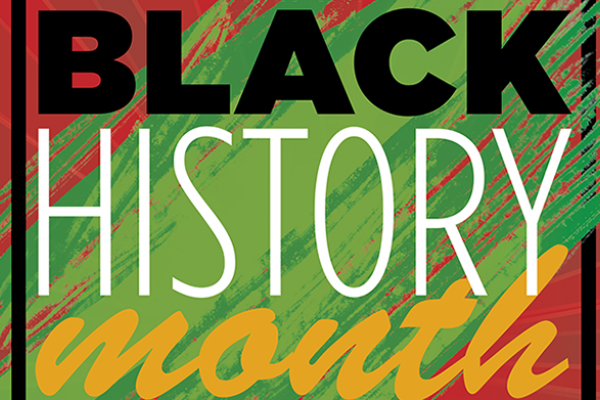 cropped MAG black history month celebration day logo
