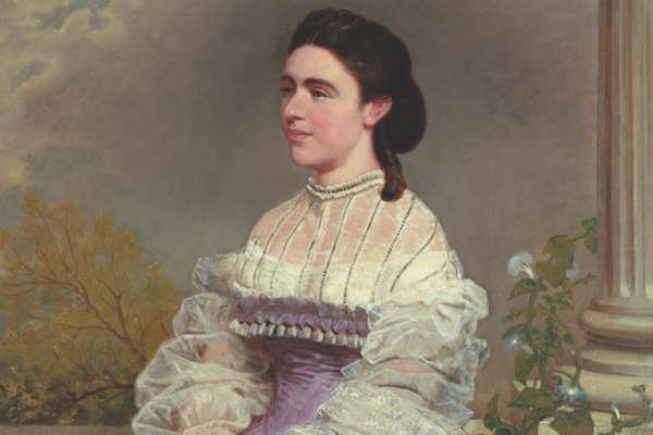 Portrait of Fanny Seward