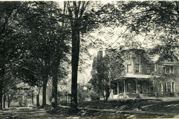 2 Fountain Place, circa 1920s-1930s