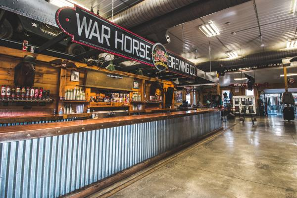 War Horse Brewing Co. Tasting Bar