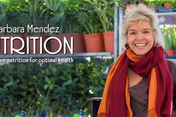 Instructor Barbara Mendez