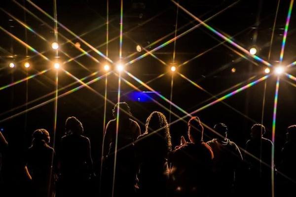 Performance studio lights