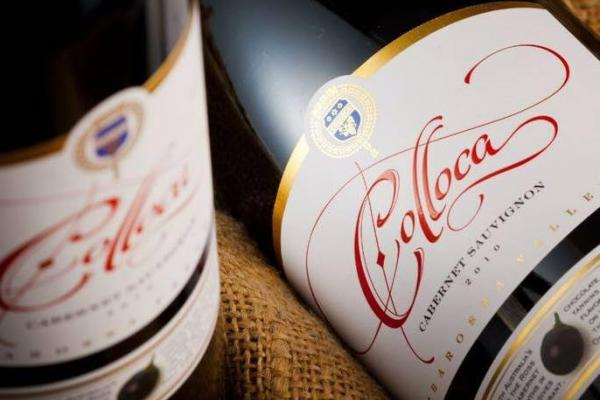 Colloca Wine Bottles