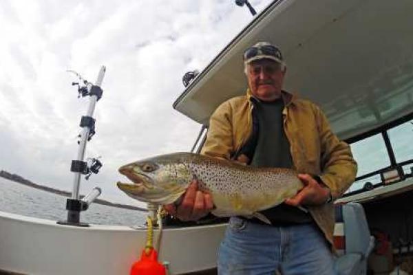 Fishing Cayuga County