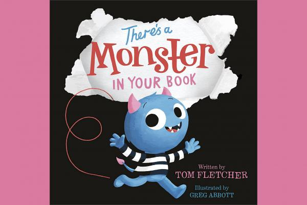 Storybook Summer: There's a Monster in Your Book (Virtual Event)