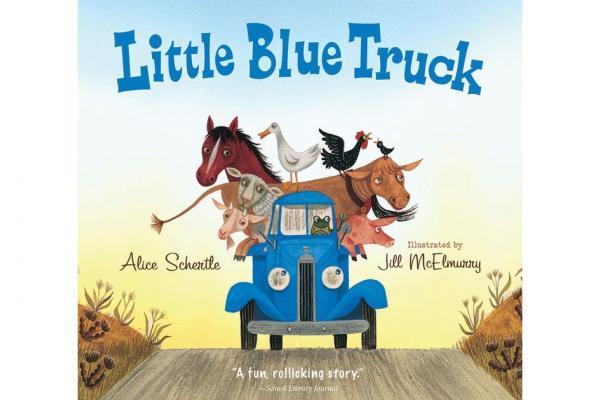Storybook Summer: Little Blue Truck (Virtual Event)