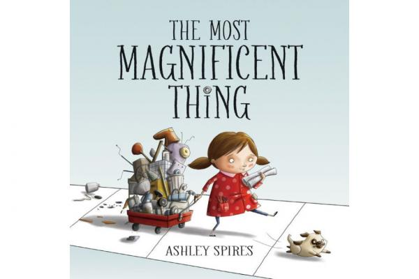 Storybook Summer: The Most Magnificent Thing (Virtual Event)
