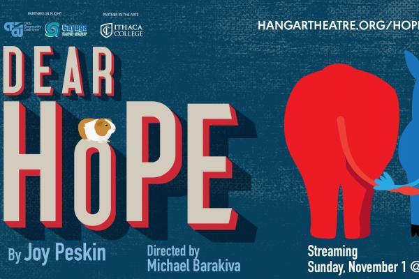 logo for dear hope