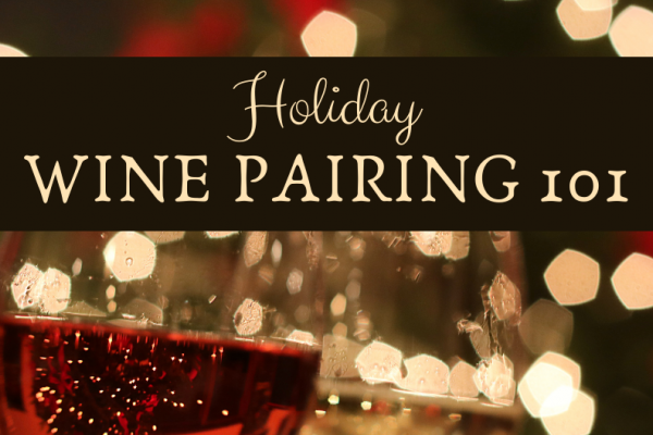 Holiday Wine Pairing at Buttonwood Grove