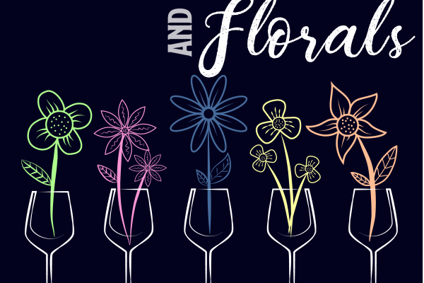 Flights and Florals, May 14, 15, 15 and 21, 22, 23