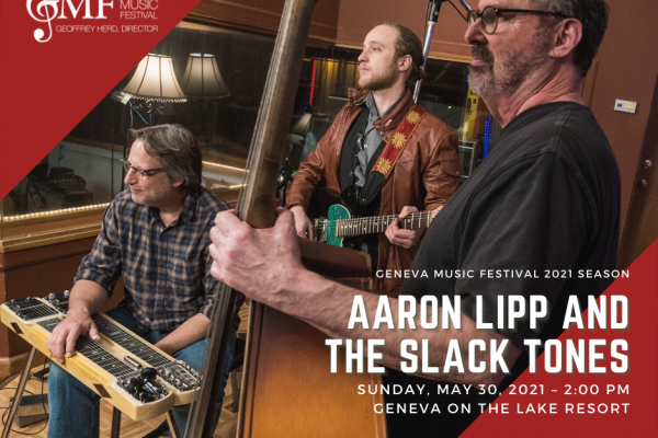 AARON LIPP AND THE SLACK TONES: ROCKABILLY AND COUNTRY SWING