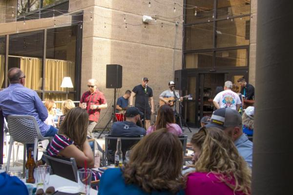 Live Music Returns to Downtown Corning