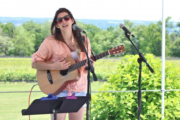 Rachel Beverly at Buttonwood Grove