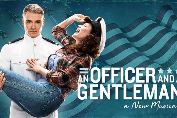 An Officer and a Gentleman logo
