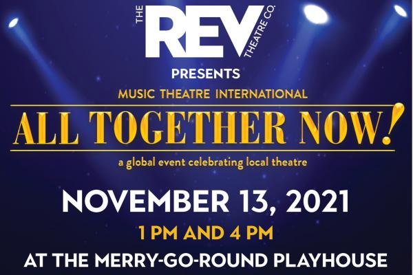 Music Theatre International's ALL TOGETHER NOW!