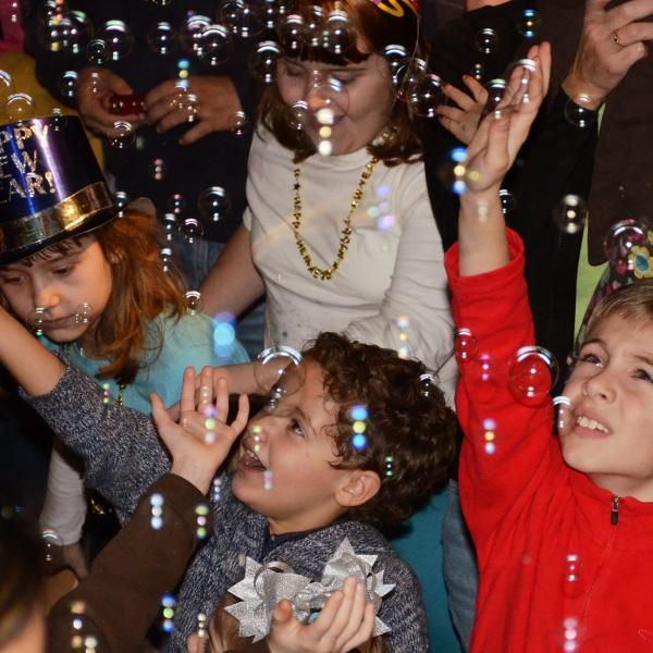 Kid's New Year's in Corning