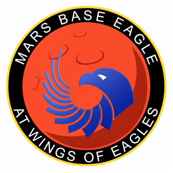 Mars Base Eagles at Wings of Eagles Discovery Center